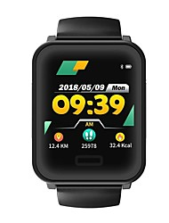 cheap -WAZA E33 Smartwatch Support ECG/Heart Rate/Blood Pressure Measure,  Long Standby Sports Tracker for Android/iPhone/Samsung Phones