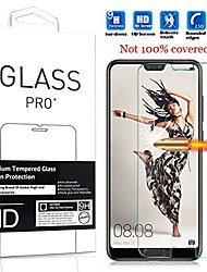 cheap -for huawei p20 pro screen protector tempered glass smartphone protective film (pack 2)