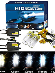 cheap -OTOLAMPARA 1 Set H1 65W/55W Output 5500LM Xenon Kit HID Quick Start Super Bright Lightness 100% Light Efficiency Utilization Suitable for All models H1 High Beam Headlamp Kit