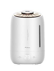 cheap -Deerma Household Air Humidifier Air Purifying Mist Maker Timing With Intelligent Touch Screen Adjustable Fog Quantity 5L