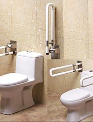 cheap -Grab Bar Foldable Modern Aluminum 1pc - Bathroom Wall Mounted
