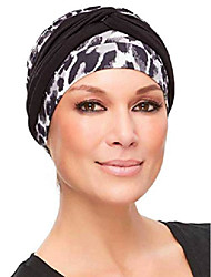 cheap -bundle - 2 items: solid softie accent headband by jon renau (item #1), christy's wigs q & a booklet (item #2) - color: black