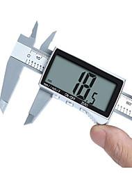 cheap -Three button electronic digital display caliper 0-150 mm high definition full screen caliper measuring tool