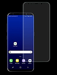 cheap -galaxy s8 screen protector,  [tempered glass series] hd screen protector for samsung galaxy s8 (full coverage protection) - clear