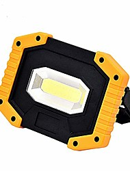 cheap -huntgold usb port led work light 30w rechargeable 2 x cob lights lighting for outdoor camping-101 rectangle