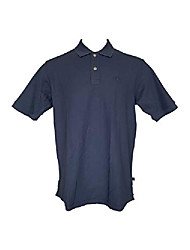 cheap -men's polo shirt new marlin around polo short sleeve polo shirts (large, download blue)