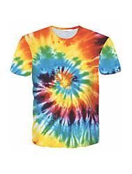 cheap -- typhoon tie-dye shirt - 200ty - 2xl - polynesia