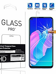 "cheap -suitable for huawei y7p screen protector tempered glass film [1 pc] high definition anti-scratch cellphone protective film for huawei y7p 2020 6.39"" -1pcs"
