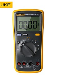 cheap -Fluke 15B Digital Multimeter Auto Range 4000 Counts AC/DC Voltage Current Resistance Meter Capacitance Frequency Tester