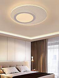 cheap -40/50cm LED Ceiling Light Nordic Simple Basic Round Design Flush Bedroom Living room Office Mount Lights Metal 110-120V 220-240V