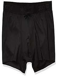 cheap -mens micro speed dri no show trunks, black, small us