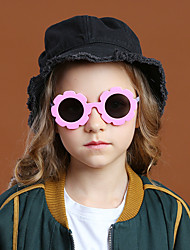 cheap -1pcs Kids Unisex Active / Sweet Solid Colored Glasses Blue / Purple / Red One-Size