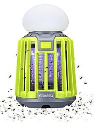 cheap -2-in-1 camping lantern bug zapper led tent light uv mosquito killer portable lamp, ipx6 waterproof, 2000mah battery, green