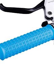 cheap -Bike Handlerbar Grips Skidproof For Road Bike Mountain Bike MTB Folding Bike Recreational Cycling Fixed Gear Bike Cycling Bicycle Rubber PC Black Green