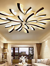 cheap -5/9/12 Heads LED Ceiling Light Dandelion Nordic Style APP Control with 2.4G Remote Control Acrylic Ceiling Panel Lamp Minimalist Living Room AC220V