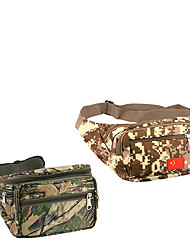 cheap -Fishing Tackle Bag Tackle Box Waterproof 4 Trays Canvas / Bait Casting