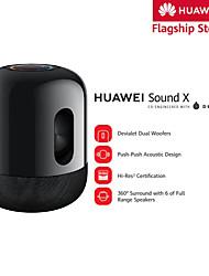 cheap -HUAWEI Sound X (Smart Speaker / Devialet Dual Woofers / 360-Degree Surround Sound / Hi-Res Audio)