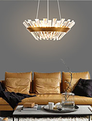 cheap -9-Light 60 cm Chandelier Metal Electroplated Traditional / Classic 110-120V / 220-240V
