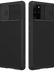 cheap -galaxy s20 plus case with camera cover,galaxy s20+ cover protective with slide camera cover, upgraded case for galaxy s20+/s20+ 5g,6.5 inch