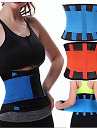 cheap -Sweat Waist Trimmer Sauna Belt Sports Yoga Gym Workout Pilates Portable Durable Weight Loss Tummy Fat Burner Hot Sweat For Women