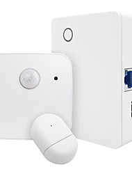 cheap -BroadLink BestCon Sensor Kit MSK1 Alarm kit Protect Home Door Sensors Detect Humidity Smart Home Security System