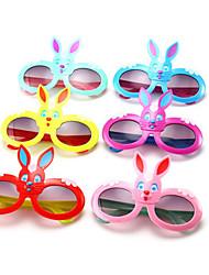 cheap -1pcs Kids Unisex Active / Sweet Cartoon Glasses Blue / Purple / Red One-Size