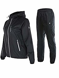 cheap -sauna suit weight loss for women for body shaper (s) black