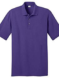 cheap -port & company men's ring spun pique polo 3xl purple
