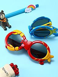 cheap -1pcs Kids Unisex Active / Sweet Animal / Cartoon Glasses Black / Blue / Purple One-Size