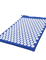cheap -1pcs Back Acupuncture Massage Mat Yoga Mat Acupoint Massage Mat Acupuncture Mat Exercise Mat Acupuncture Pillow 66*42cm ((Only for Thorn Pad))