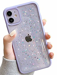 cheap -Phone Case For Apple iPhone 12 Pro Max 11 SE 2020 X XR XS Max 8 7 Shockproof Glitter Shine
