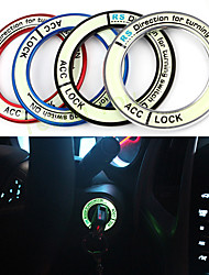 cheap -Automotive Ignition Switch Cover DIY Car Interiors For universal All years Bora