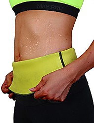 cheap -neoprene hot shapers workout waist trainer weight loss belt black