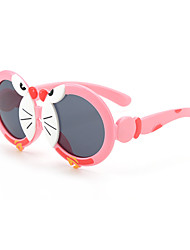 cheap -1pcs Kids Unisex Active / Sweet Cartoon Glasses Black / Blue / Red