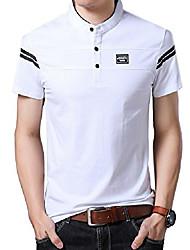 cheap -mens casual slim fit golf polo shirt short-sleeve polo golf shirts tops