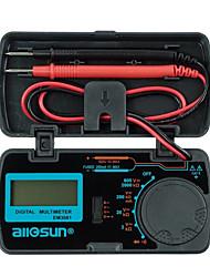 cheap -Multimeter small digital pocket card maintenance digital display automobile electrician universal meter