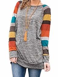 cheap -women's ribbed knit long sleeve lightweight tunic top yellow