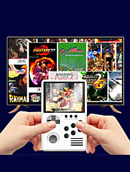 cheap -1500+ Games in 1 Handheld Game Player Game Console Rechargeable Mini Handheld Pocket Portable Support TV Output Support TF Card Classic Theme Retro Video Games with 3.0 inch Screen Kid's Adults' Men