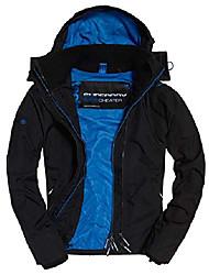 cheap -technical pop zip hooded sd-windcheater jacket