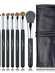 cheap -JAF new makeup brush set 8 Pcs animal hair makeup brushes beauty tools J0811YC-B