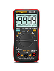 cheap -AN8009 Digital Multimeter Transistor Testers Capacitor True-RMS Tester Automotive Electrical Capacitance Meter Temp Diode