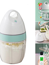 cheap -Electric Cream Beater Dough Mixer Home Baking Small Automatic Whip Beater Kitchen Tools Gadgets Egg Tools Egg Beater