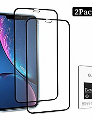 cheap -screen protector for iphone xs full coverage secondary enhanced explosion-proof case friendly tempered glass film