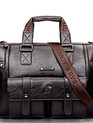 cheap -gracosy men's genuine leather briefcase bag messenger bag shoulder bag for business bag vintage 14'' laptop bag satchel handbags convertible men's backpack cross body top-handle bags
