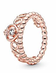 cheap -167158cz-54 54 princess tiara gold ring