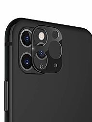 cheap -for iphone 11 pro 5.8/11 pro max 6.5 camera lens protector aluminum alloy lens protective ring circle metal camera lens protector for iphone 11 pro 5.8 / iphone 11 pro max 6.5, black