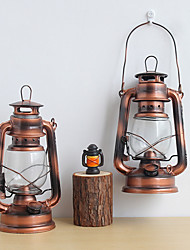 cheap -Nostalgic Old Style Retro Decoration Kerosene Lamp Lantern Household Ornament Scene Atmosphere Decoration