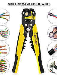 cheap -Crimper Cable Cutter Automatic Wire Stripper Multifunctional Stripping Tools Crimping Pliers Terminal 0.2-6.0mm2 Tool