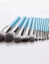 cheap -Professional Makeup Brushes 150pcs Full Coverage Plastic for Eyeliner Brush Blush Brush Foundation Brush Makeup Brush Lip Brush Lash Brush Eyebrow Brush Eyeshadow Brush