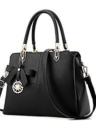cheap -black handbags for women designer tote purses leather top hangdle bags shoulder cross body bag